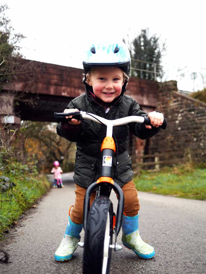 Kids Balance Bike Tips