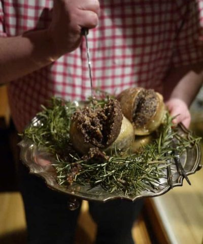 Burns Supper Haggis