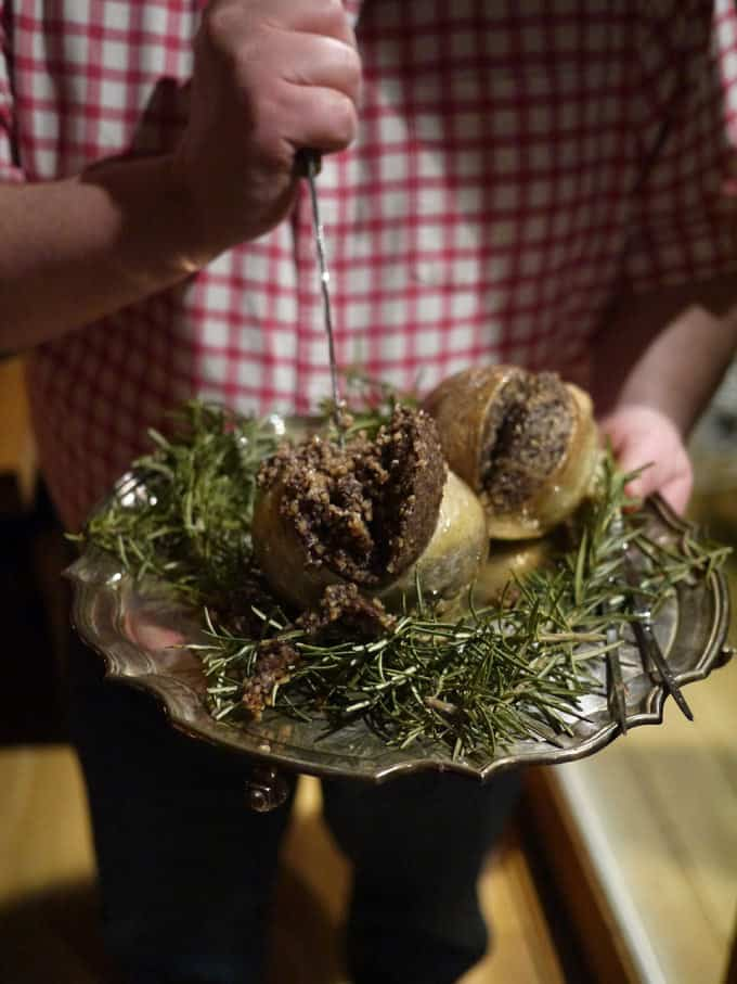 Burns Supper Haggis