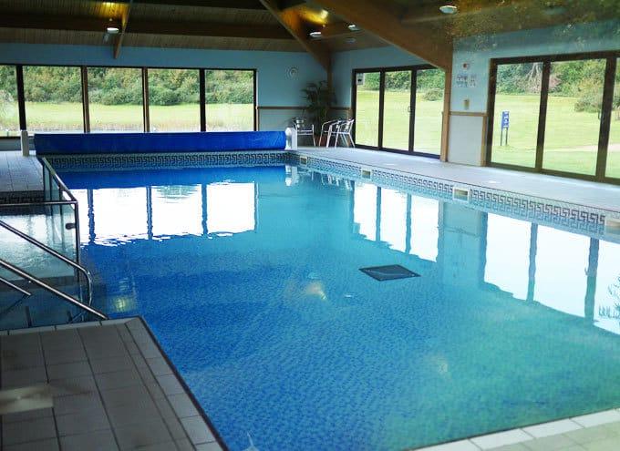 Hoseasons Swimming Pool