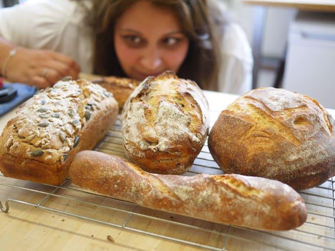 Sourdough Class, Loaf Cookery School, Birmingham