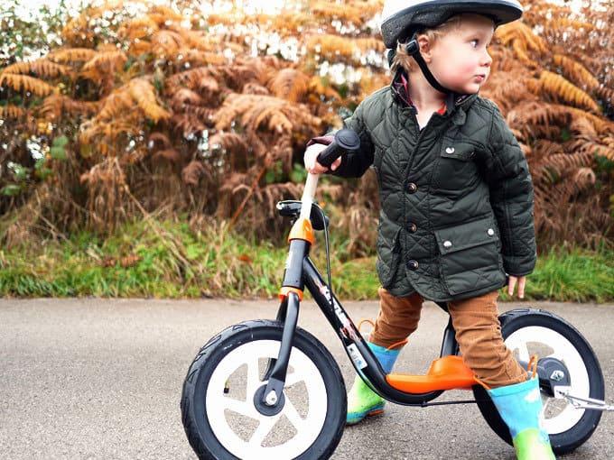 Balance Bike Tips