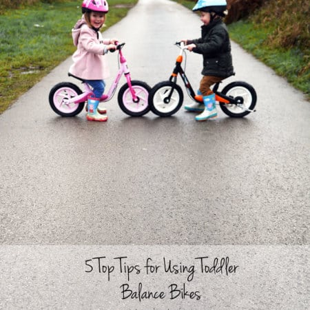 Balance Bike Tips with Kettler