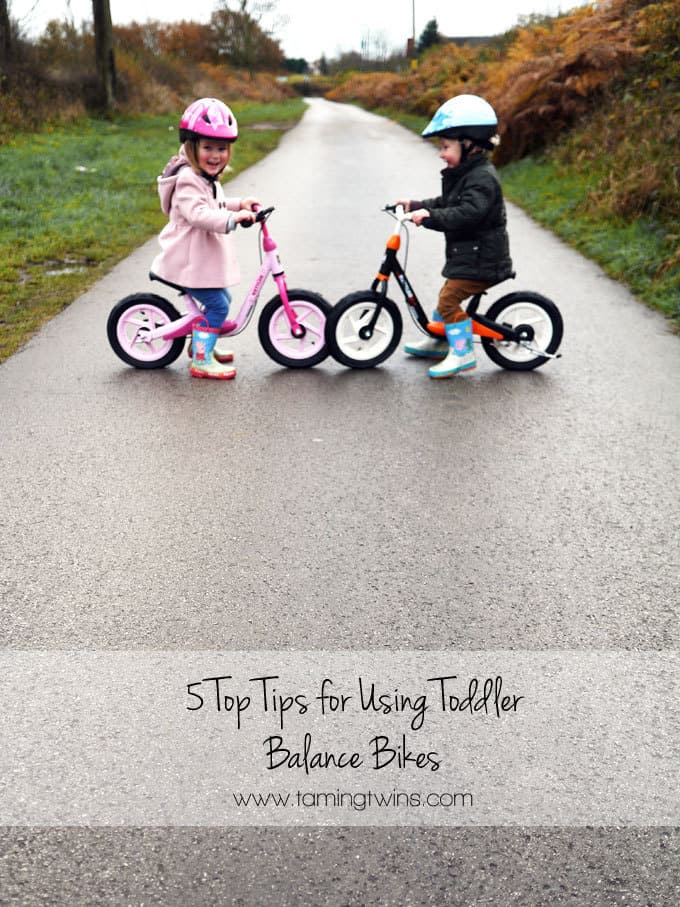 Toddler Balance Bike Tips