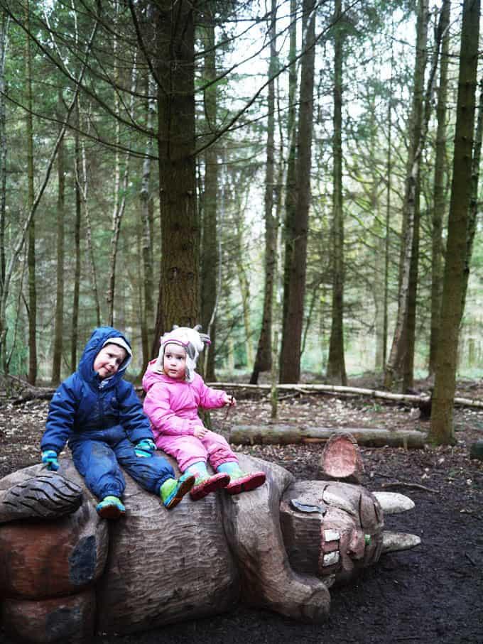 Wyre Forest Gruffalo