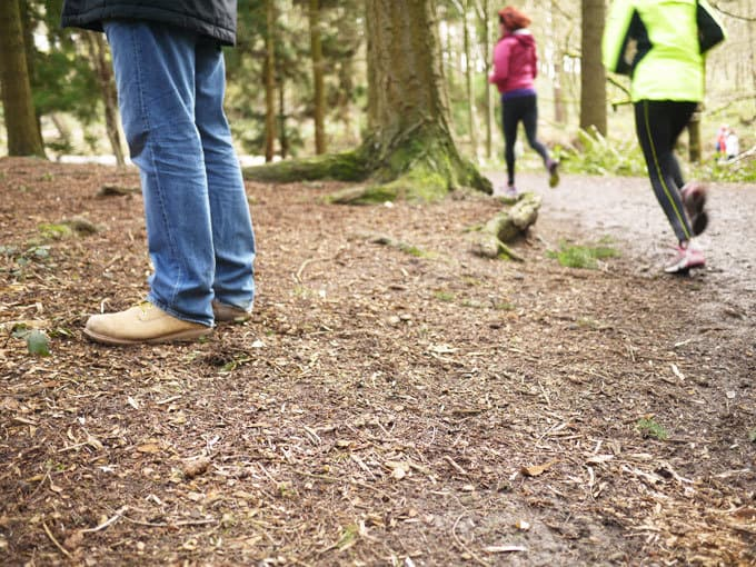 Wyre Forest Toes