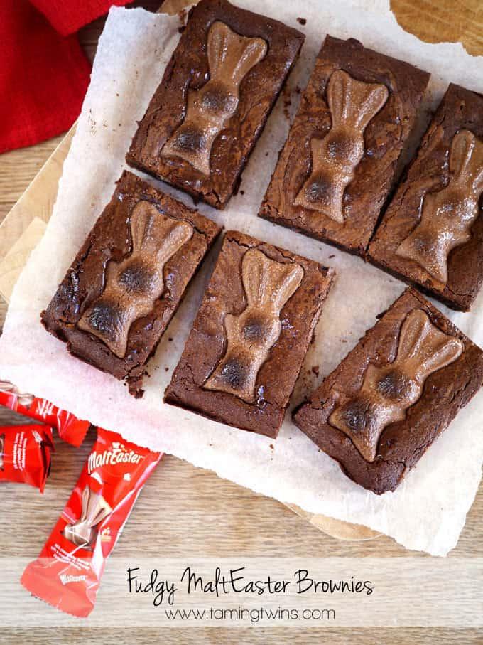 MaltEaster-Brownies