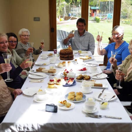 Life Changing Afternoon Tea