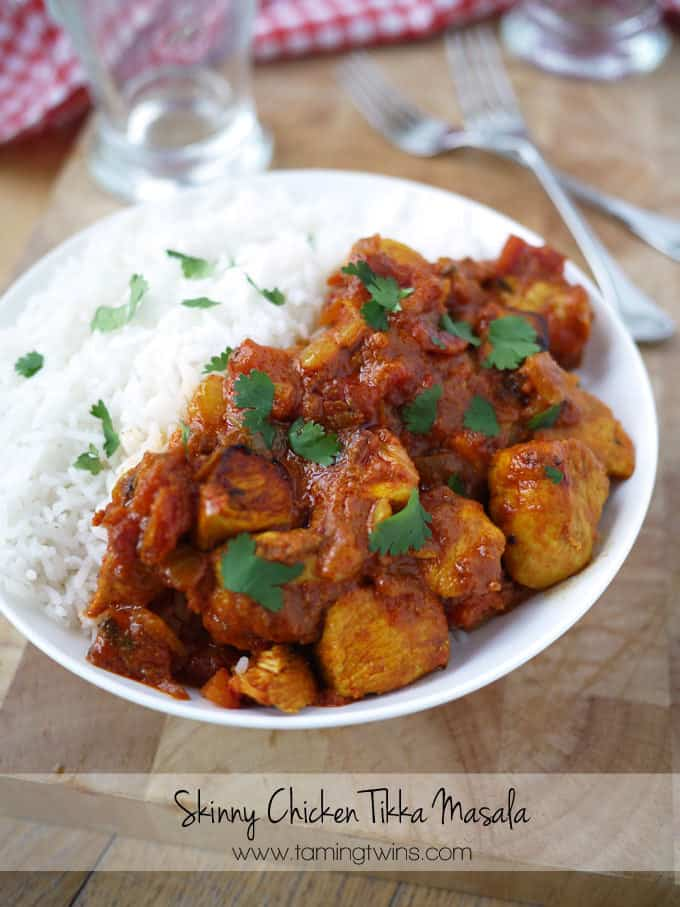 Low Fat Chicken Tikka Masala Recipe