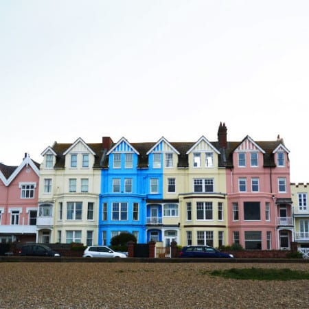 A Weekend in Aldeburgh, Suffolk