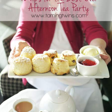Afternoon Tea Top Tips