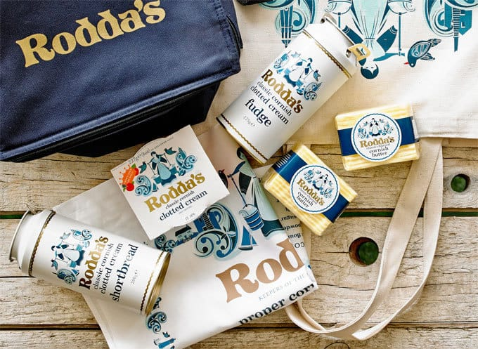 Rodda's Goody Bag