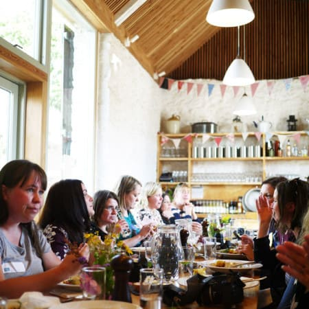 A Day at River Cottage with Foodies100