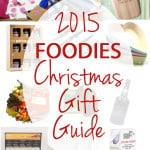 My 2015 Christmas Gift Guide for Food Lovers..