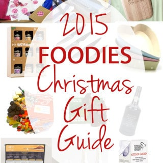 The Christmas Gift Guide for Foodies