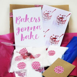 Win 1 of 5 Bakes Boxes!