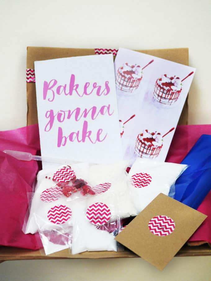 Bakes Box Meringue Girls
