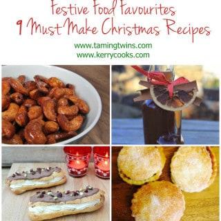 9 Festive Food Favourites – 26th November 2015