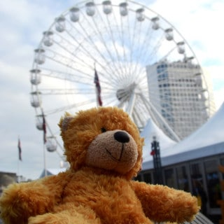 """Win Tickets to see """"We're Going on a Bear Hunt"""" at Birmingham Town Hall on 2nd January 2016"""