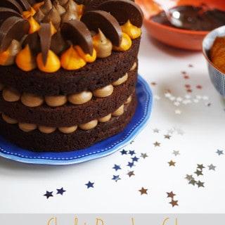 Chocolate Orange Layer Cake Recipe