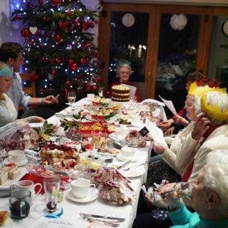 Contact the Elderly Christmas Tea Party