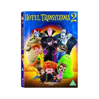 Hotel Transylvania 2 DVD Giveaway