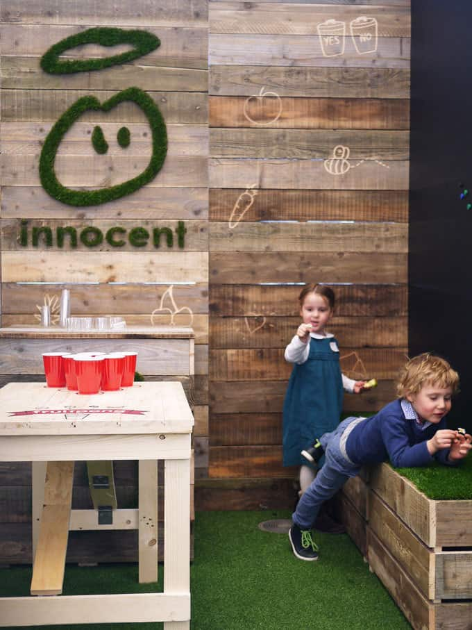 A day with Innocent Drinks, learning to Sow and Grow! Get kids gardening and growing and learning where food comes from | https://www.tamingtwins.com