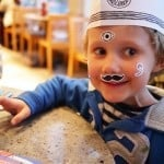 Seasonal Specials with Kids at Pizza Express