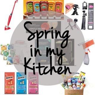 In My Kitchen – Spring