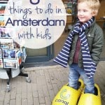 5 Must do Things for Kids in Amsterdam - Tips and tricks from locals for the ideal children's activities in the city. | https://www.tamingtwins.com