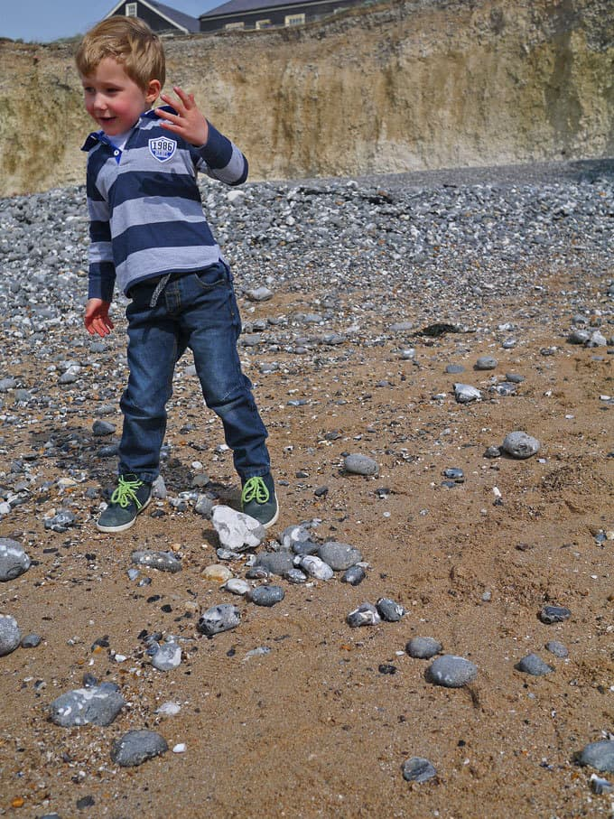 48 Hours in a Motorhome in Kent and East Sussex, England - Our adventures around the south coast, in a campervan with kids! http://www.TamingTwins.com