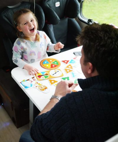 8 Tips for Motorhome Road Trips with Kids - How to happily travel in a campervan with children   https://www.tamingtwins.com