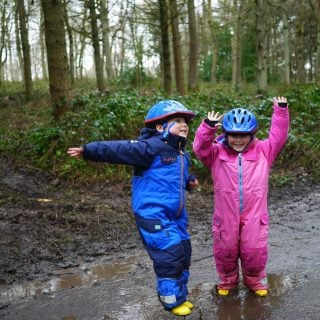 10 Ways to Play in the Rain