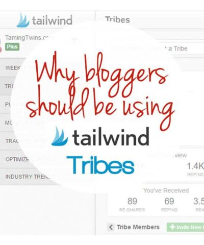 Tips for how to use Tailwind Tribes for Pinterest growth, better engagement and good karma! A must for bloggers and content creators. https://www.tamingtwins.com