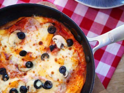 Slimming World Pizza Recipe