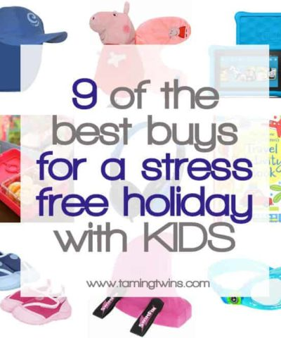 """Holidays with kids are not always easy, here are my top buys to stop those """"oh why didn't I think of that?!"""" moments. Including stopping sore eyes and soggy snacks, here are the things we will definitely be packing this year!"""