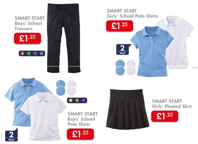 What is the £3.65 school uniform from Lidl really like? We've tested out some of the items to give you the Lidl school uniform review for 2016.