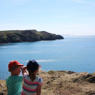 Pembrokeshire with Kids – 48 Hours in Wales