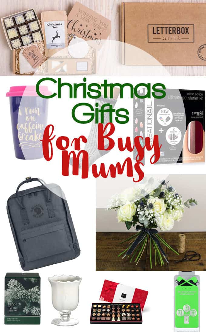 My favourite festive buys for busy Mums this Christmas. What's on your gift wish list?!