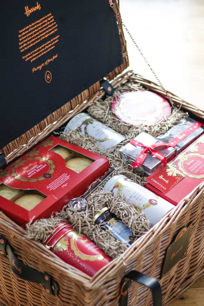 The St James by Harrods Hamper Review