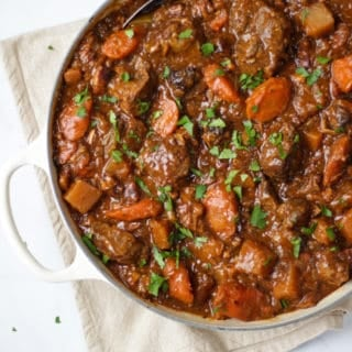 Beef Guinness Stew Recipe – The Best Irish Ale Casserole