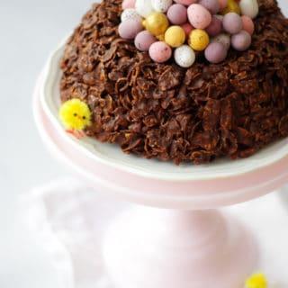 Calories Cornflake Cake
