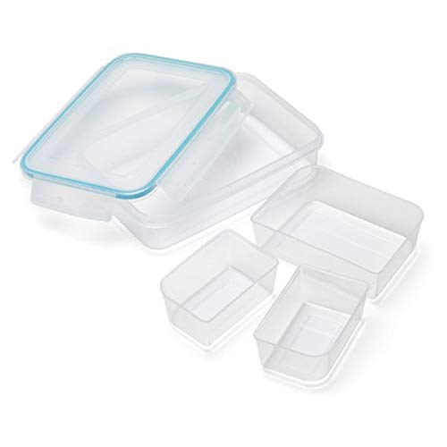 Addis Clip and Close Compartment Lunchbox