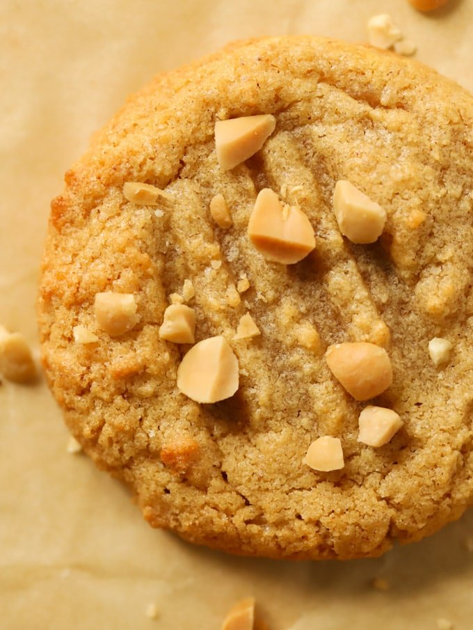 easy to make peanut butter biscuits