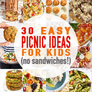 30 Picnic Ideas for Kids