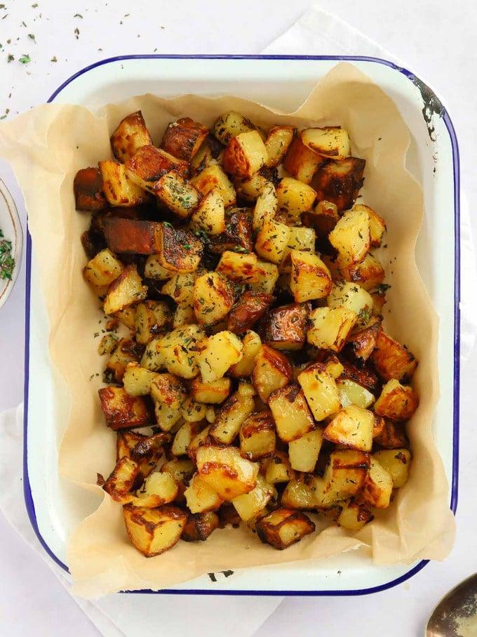 Easy Parmentier Potatoes recipe